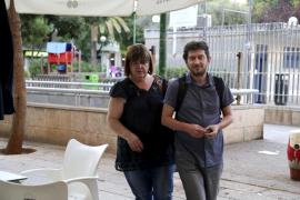 Xelo Huertas, de Podemos, nueva presidenta del Parlament balear