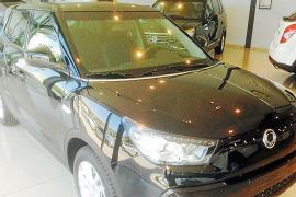 El nuevo SsangYong Tívoli, disponible en Frau Automotor