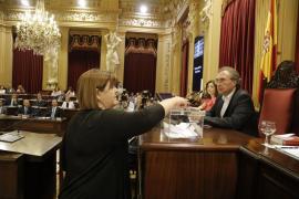 Xelo Huertas, elegida presidenta del Parlament en la IX Legislatura