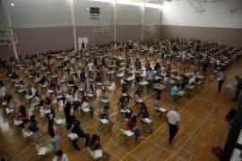 El 94,85 por ciento de los alumnos aprueba la Selectividad