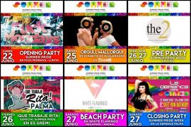 Una semana de fiestas para celebrar el Orgullo LGBT