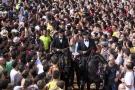 Baleària llevará a las fiestas  de Sant Joan de Ciutadella a 7.500 pasajeros