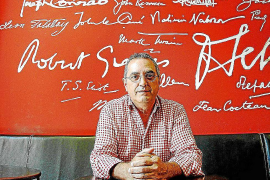 Toni Sureda dimite como presidente del Gremi de Llibreters de Mallorca