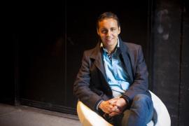 El fundador de 8Belts y autor de 'Los 88 peldaños del éxito', Anxo Pérez, invitado en el Club Última Hora