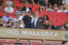 El Mallorca presenta a las 12 al nuevo entrenador, pero no desvela el nombre