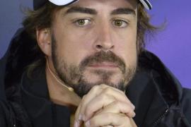 Alonso: «Es un fin de semana de entrenamiento»