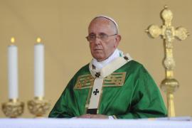 El papa pide decir «no» a la corrupción