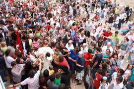 El primer 'toc de fabiol' inicia el 'Diumenge des Be' de Ciutadella