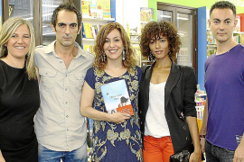 Maria de la Pau Janer presenta su nuevo libro