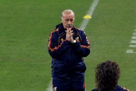 Del Bosque: «Una final del Mundial es lo máximo que se puede alcanzar»