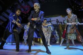 Eivissa baila al ritmo de la India