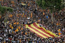 Catalunya se vuelca en la defensa de su Estatut