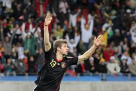 Alemania frustró la fiesta a Uruguay, que quedó cuarta