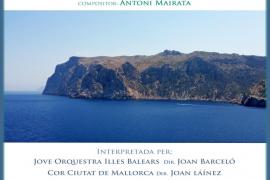 Antoni Mairata estrena su composición 'La Serra de Tramuntana'