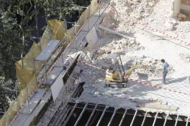 Cort abrirá una investigación sobre el desecho de los escombros de Can Bibiloni