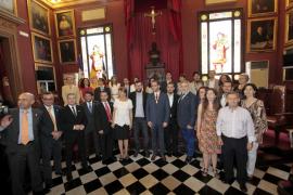 El Ayuntamiento de Palma contará con 18 asesores, 2 más que en el anterior mandato