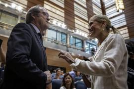 Cristina Cifuentes, nueva presidenta de la Comunidad de Madrid con el apoyo de Ciudadanos