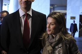 Príncipe Felipe: «Seguro que nos van a dar a alegría»
