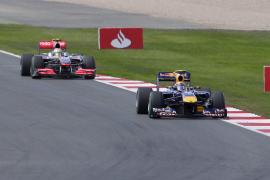 Victoria de Webber por delante de Hamilton, Alonso decimocuarto