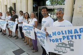 Los biólogos se oponen a ampliar el club del Molinar
