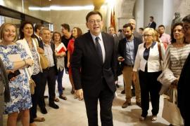 Puig anuncia la reapertura de la Radio Televisión Valenciana