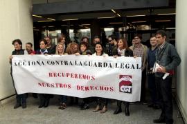 CGT denuncia ante el TSJIB que el Estado privó del derecho a huelga a los empleados de Acciona Airport