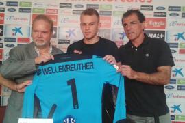 El Mallorca ficha al guardameta Timon Wellenreuther