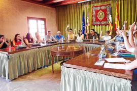 El PP ve «muy extraña» la organización municipal aprobada en el primer pleno de Sóller