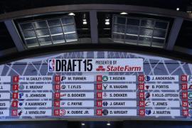 El 'draft' de la NBA termina con Towns en los Timberwolves, Russell en los Lakers y Okafor en los Sixers
