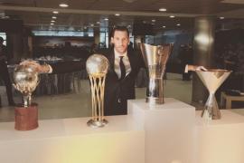 El mallorquín Rudy Fernández, en el quinteto ideal de la final de la Liga Endesa