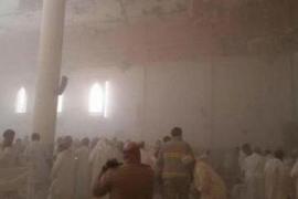 El ataque islamista contra una mezquita en Kuwait se salda con 27 muertos