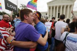El Tribunal Supremo de EEUU legaliza el matrimonio gay en todo el país
