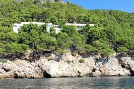 Cortina recurre la denegación del proyecto de legalización de su chalet en Formentor