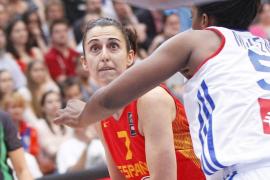 Francia frena a España, que ahora luchará por la medalla de bronce