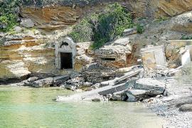 El Ajuntament se aferra a la «seguridad de las personas» para reparar Ca los Camps
