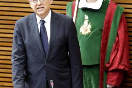 Puig asume como presidente el cambio y la justicia que piden los ciudadanos