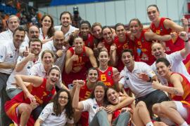 Alba Torrens, con 25 puntos, guía a España hacia el bronce ante Bielorrusia