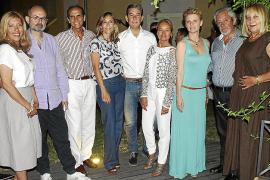 Fiesta de Aina Aguiló para despedir la legislatura