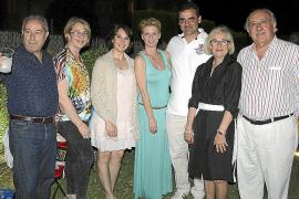Fiesta de Aina Aguiló