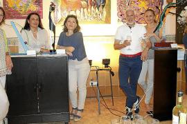 Felipe A. Ruiz presenta su obra en la Sala Solidaria