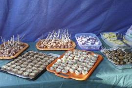 La feria de la tapa 'Artapa' se estrena con una excelente  acogida y variedad