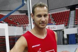 El CAI Zaragoza confirma que no renovará a su capitán Llompart