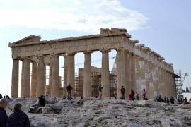 Los mallorquines cancelan o aplazan sus vacaciones en Grecia