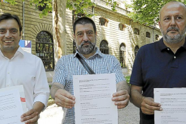 Més, PSIB y Podemos se repartirán  Benestar Social en el Consell