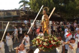 Los núcleos costeros celebran la festividad de Sant Pere