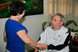 Fidel Castro reaparece en pleno proceso de liberación de presos