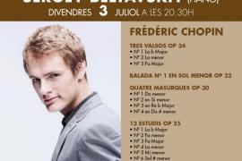 VIII Festival de música clásica Pianino en la celda de Chopin