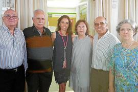 Despedida de Mª Ángeles Del Amo Morales