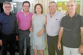 Despedida de Maria Ángeles del Amo Morales