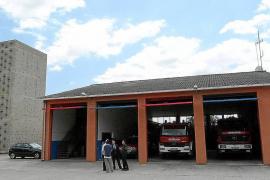 El Consell invierte 130.000 euros en la mejora del parque de bomberos de Inca